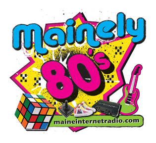 Mainely 80s Logo